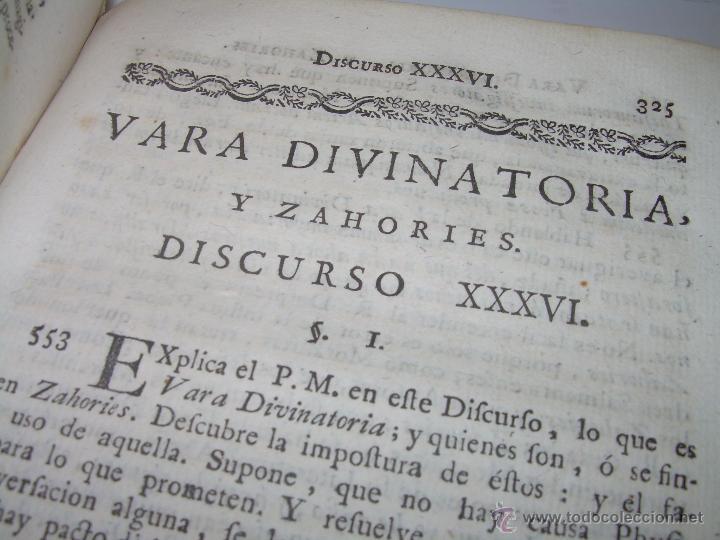 Libros antiguos: LIBRO TAPAS PERGAMINO...1.787....DUENDES,ESPIRITUS ,ZAHORIES,PIEDRA FILOSOFAL,DEMONIOS INCUBOS - Foto 28 - 53374570