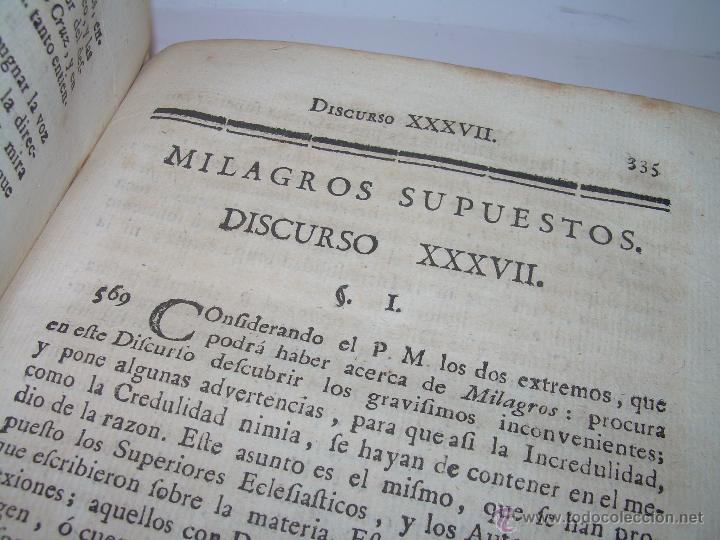 Libros antiguos: LIBRO TAPAS PERGAMINO...1.787....DUENDES,ESPIRITUS ,ZAHORIES,PIEDRA FILOSOFAL,DEMONIOS INCUBOS - Foto 29 - 53374570