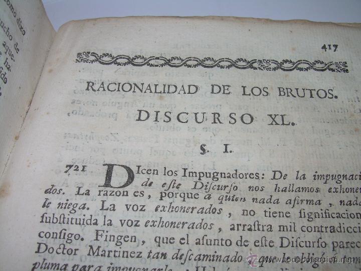 Libros antiguos: LIBRO TAPAS PERGAMINO...1.787....DUENDES,ESPIRITUS ,ZAHORIES,PIEDRA FILOSOFAL,DEMONIOS INCUBOS - Foto 32 - 53374570