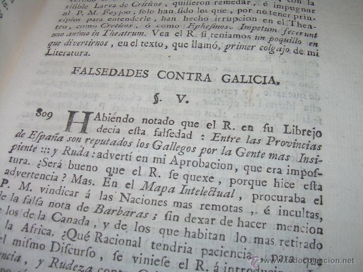 Libros antiguos: LIBRO TAPAS PERGAMINO...1.787....DUENDES,ESPIRITUS ,ZAHORIES,PIEDRA FILOSOFAL,DEMONIOS INCUBOS - Foto 34 - 53374570
