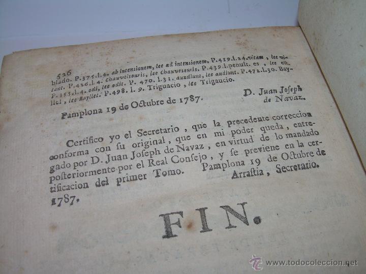 Libros antiguos: LIBRO TAPAS PERGAMINO...1.787....DUENDES,ESPIRITUS ,ZAHORIES,PIEDRA FILOSOFAL,DEMONIOS INCUBOS - Foto 36 - 53374570