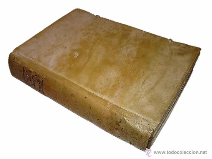 LIBRO TAPAS PERGAMINO...1.787....DUENDES,ESPIRITUS ,ZAHORIES,PIEDRA FILOSOFAL,DEMONIOS INCUBOS (Libros Antiguos, Raros y Curiosos - Parapsicología y Esoterismo)