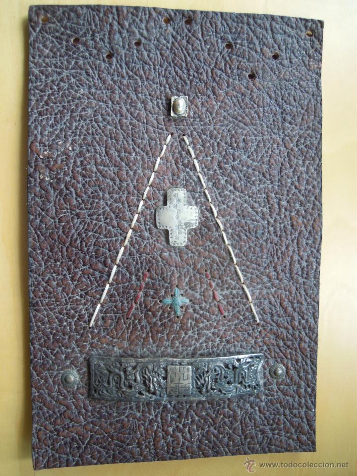 Libros antiguos: PIEZA RARA QUE HE LOCALIZADO. ALGUIEN SABE LO QUE ES? - Foto 2 - 54133311