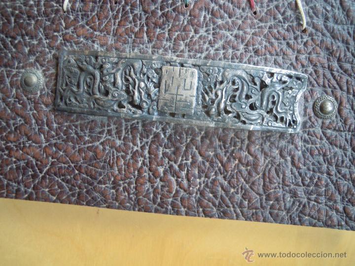 Libros antiguos: PIEZA RARA QUE HE LOCALIZADO. ALGUIEN SABE LO QUE ES? - Foto 5 - 54133311