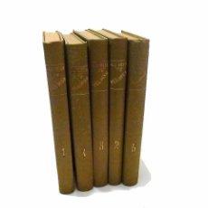 Libros antiguos: A.D.SOLER, TE PERDONO- MEMORIAS DE UN ESPIRITU 5 TOMOS - 1.904. Lote 54305081
