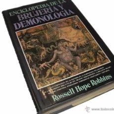 Libros antiguos: BRUJERIA Y DEMONOLOGIA....CON INFINIDAD DE GRABADOS.. Lote 50725381
