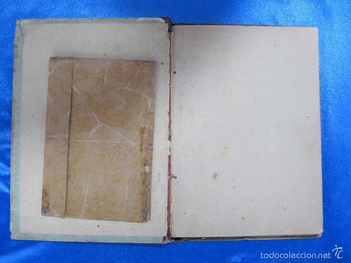 Libros antiguos: ORÁCULO O SEA, EL LIBRO DE LOS DESTINOS CON TABLA DE PREDICCIONES. VENDE BALDOMERO GUAL, 1889. - Foto 2 - 57010238