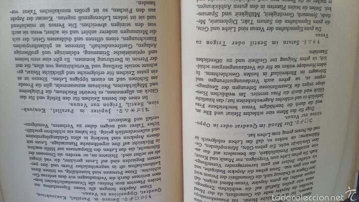 Libros antiguos: DIE BOTSCHAFT DER STERNE- VON MAX HEINDEL 1921. - Foto 5 - 57470404