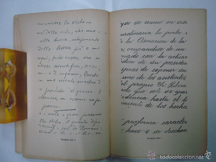 Libros antiguos: FANNY LORAINE. ELEMENTOS CIENTÍFICOS DE PSICOANALIGRAFIA.1932.GRAFOLOGIA. ILUST. - Foto 3 - 57728832