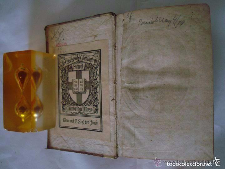 Libros antiguos: HADRIANI RELANDI. ANALECTA RABBINICA. 1723. CÁBALA. KÁBALAH - Foto 4 - 57991959