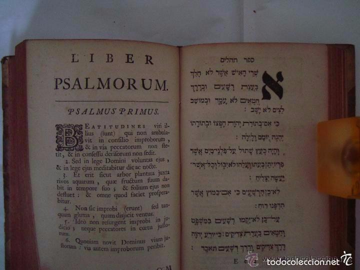 Libros antiguos: HADRIANI RELANDI. ANALECTA RABBINICA. 1723. CÁBALA. KÁBALAH - Foto 7 - 57991959