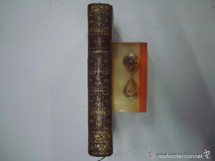 Libros antiguos: ABBÉ BALLET. HISTOIRE DES TEMPLES DES PAYENS,DES JUIFS,ET DES CHRETIENS.1760.1A ED. - Foto 2 - 57992440