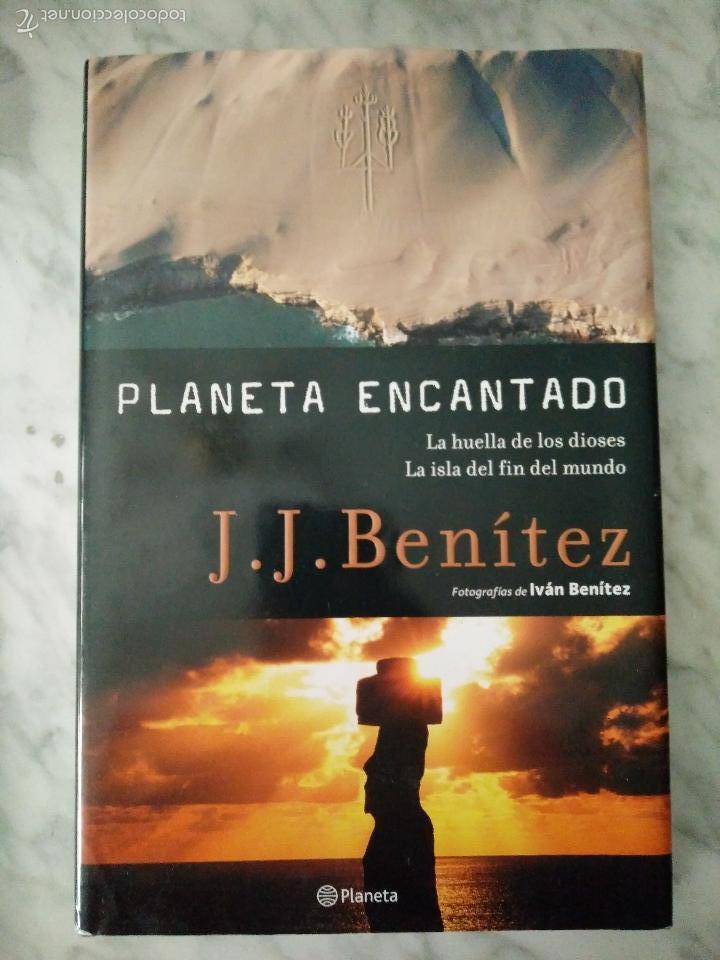 Jj Benitez Planeta Encantado Comprar Libros Antiguos