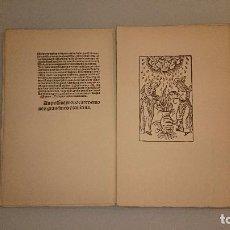 Libros antiguos: LOS HECHICEROS Y ADIVINOS - ULRIC MOLITOR - 1489 - BRUJERÍA MAGIA DEMONIOS. Lote 64261499