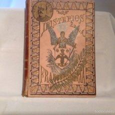 Libros antiguos: MISTERIOS DE LA FRANCMASONERÍA SIGLO XIX. Lote 67650574
