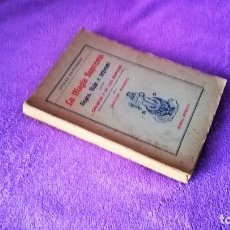 Libros antiguos: LA MAGIA SUPREMA NEGRA, ROJA E INFERNAL, JONAS SUFURINO, DOCTOR MOORNE 1916. Lote 116409614