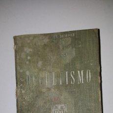 Libros antiguos: OCULTISMO - 1905 - 1º EDICION NIGRO LICO ED. ULRICO HOEPLI - MILANO. Lote 73480707