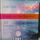 Libros antiguos: CUAL ES MI FUTURO - JUDI HALL - 30 ORACULOS QUE REVELAN TU POTENCIAL CIRCULO DE LECTORES - AÑO 2000. Lote 89677830