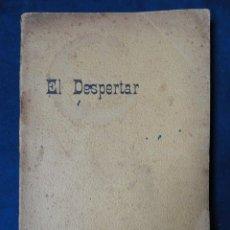 Libros antiguos: EL DESPERTAR, POR MABEL COLLINS (MRS. K. COOK), TRADUCCIÓN DE FEDERICO CLIMENT TERRER. Lote 78943889