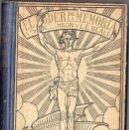 Libros antiguos: ATKINSON Y BEALS : EL PODER DE LA MEMORIA (A. ROCH, C, 1930). Lote 80711592