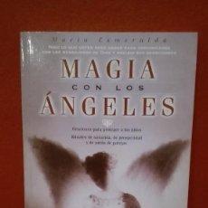 Libros antiguos: MAGIA CON LOS ANGELES. Lote 84992032