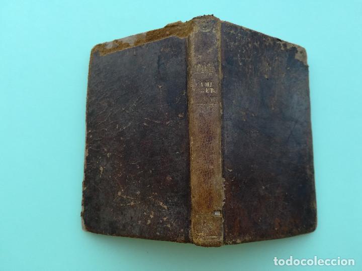 Libros antiguos: ANTIGUO LIBRO SIGLO XIX,AÑO 1847,CAMINO DEL CIELO,IMAGENES TERRORIFICAS DEL INFIERNO,CATALAN ANTIGUO - Foto 5 - 93121295