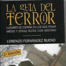 Libros antiguos: LA GUÍA DEL TERROR. Lote 178683436