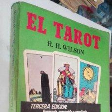 Libros antiguos: EL TAROT R.H WILSON. Lote 95805787