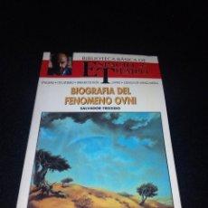 Libros antiguos: BIOGRAFIA DEL FENOMENO OVNI . Lote 95841111