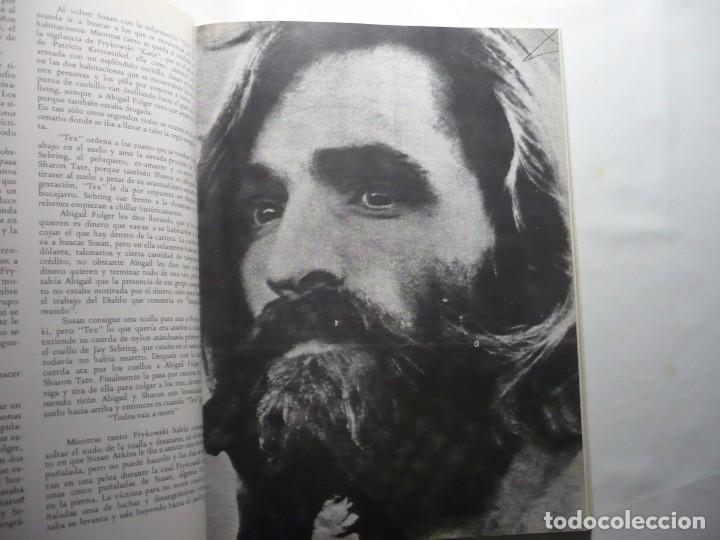 Libros antiguos: LA SEMILLA DEL DIABLO : LOS ANTICRISTOS producciones editoriales. - Foto 3 - 103146895