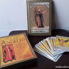 Libros antiguos: EL ORACULO DE LOS ANGELES Y CARTAS DE LOS ANGELES. Lote 103792655