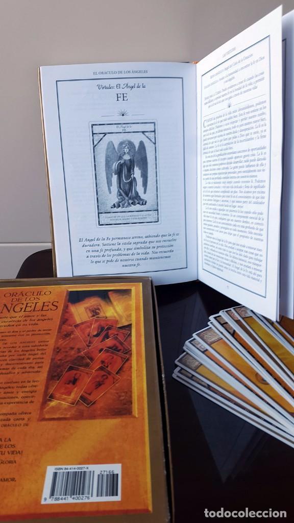 Libros antiguos: EL ORACULO DE LOS ANGELES Y CARTAS DE LOS ANGELES - Foto 4 - 103792655