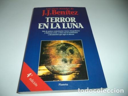 TERROR EN LA LUNA (Libros Antiguos, Raros y Curiosos - Parapsicología y Esoterismo)