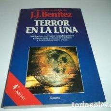 Libros antiguos: TERROR EN LA LUNA. Lote 104343727