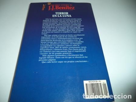 Libros antiguos: TERROR EN LA LUNA - Foto 2 - 104343727