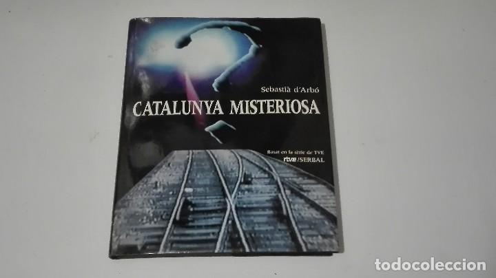 CATALUNYA MISTERIOSA (Libros Antiguos, Raros y Curiosos - Parapsicología y Esoterismo)