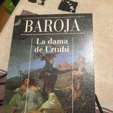 Libros antiguos: LA DAMA DE URTUBI BAROJA,ALIANZA CIEN. Lote 106382407