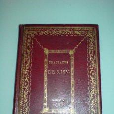 Libros antiguos: 1603 - ELPIDII BERRETTARII PISCIENSIS, PHISICI, ET PHILOSOPHI. TRACTATUS DE RISU.. Lote 106500043