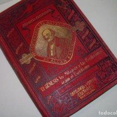 Libros antiguos: EL GENESIS DE LOS MILAGROS Y LAS PREDICCIONES SEGUN EL ESPIRITISMO..AÑO 1904....ALLAN KARDEC. Lote 107256987