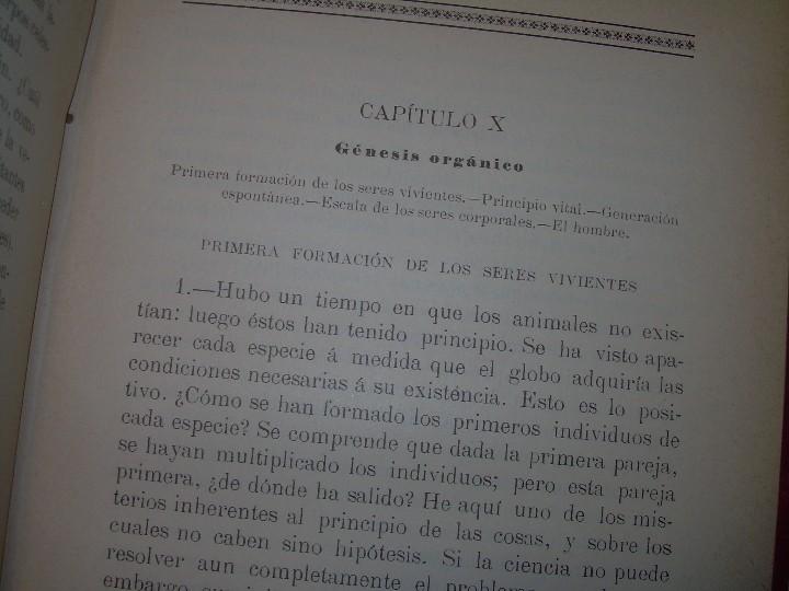 Libros antiguos: EL GENESIS DE LOS MILAGROS Y LAS PREDICCIONES SEGUN EL ESPIRITISMO..AÑO 1904....ALLAN KARDEC - Foto 5 - 107256987