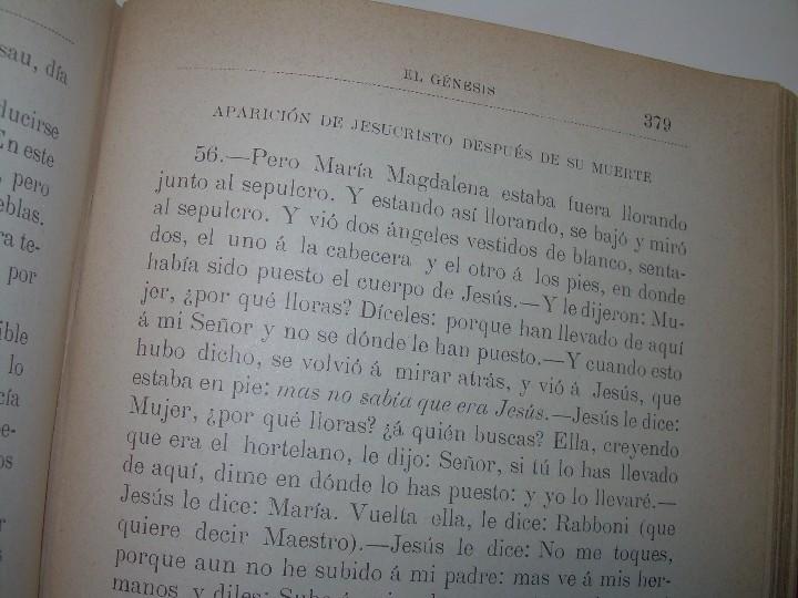 Libros antiguos: EL GENESIS DE LOS MILAGROS Y LAS PREDICCIONES SEGUN EL ESPIRITISMO..AÑO 1904....ALLAN KARDEC - Foto 15 - 107256987