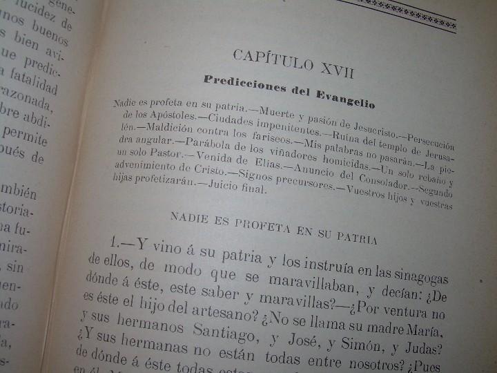 Libros antiguos: EL GENESIS DE LOS MILAGROS Y LAS PREDICCIONES SEGUN EL ESPIRITISMO..AÑO 1904....ALLAN KARDEC - Foto 17 - 107256987