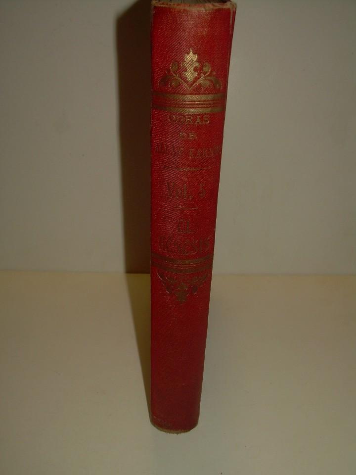 Libros antiguos: EL GENESIS DE LOS MILAGROS Y LAS PREDICCIONES SEGUN EL ESPIRITISMO..AÑO 1904....ALLAN KARDEC - Foto 22 - 107256987