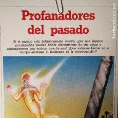 Libros antiguos: CIENCIAS OCULTAS OCULTISMO - REPORTAJE COMPLETO. PROFANADORES DEL PASADO. Lote 111863051
