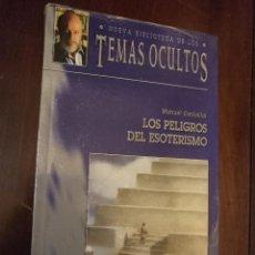 Libros antiguos: TEMAS OCULTOS, LOS PELIGROS DEL ESOTERISMO - AUN PRECINTADO SIN ABRIR. Lote 111866383
