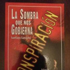 Libros antiguos: LIBRO - DOCTOR JIMENEZ DEL OSO , CONSPIRACION. Lote 111867095