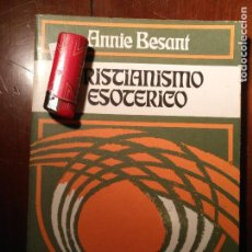 Libros antiguos: LIBRO - CRISTIANISMO ESOTERICO. Lote 111908623