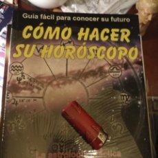 Libros antiguos: LIBRO - GUIA PARA CONOCER SU FUTURO, COMO HACER SU HOROSCOPO , ASTROLOGIA PRACTICA . Lote 111910471