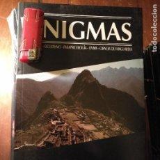 Libros antiguos: LIBRO - ENIGMAS DEL NUEVO MUNDO OCULTISMO PARASICOLOGIA OVNIS CIENCIAS DE VANGUARDIA . Lote 111913171