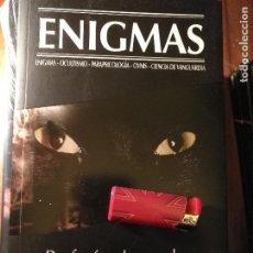 Libros antiguos: LIBRO - ENIGMAS PROFECIAS PERSONAJES MALDITOS LEYENDAS OCULTISMO PARASICOLOGIA OVNIS . Lote 111913327
